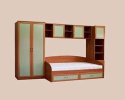 Мебель для детской оптом непосредственно от производителей