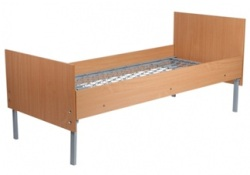 Кровать с металлическим каркасом- самое выгодное сочетание цены, качества и долговечности