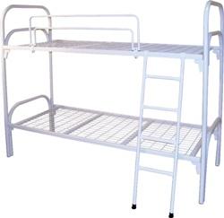 Металлические двухъярусные кровати для взрослых максимально приемлемый и экономичный вариант