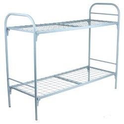 Металлические кровати для общежитий удобны и комфортны в эксплуатации