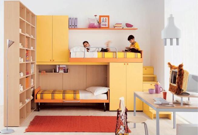 Детская мебель из ДСП, МДФ и массива дерева: что выбрать?