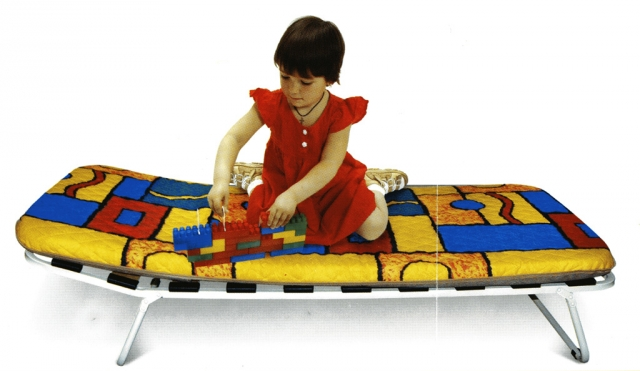 Детская раскладушка с ортопедическим матрасом – комфорт и безопасность