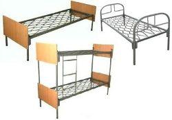 Металлические кровати для взрослых: универсальная мебель