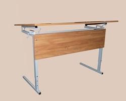 Купить школьную мебель в Москве, чтобы изменить привычный вид классов и повысить настроение участников учебного процесса