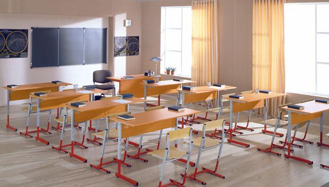 Недорогая школьная мебель может быть качественной