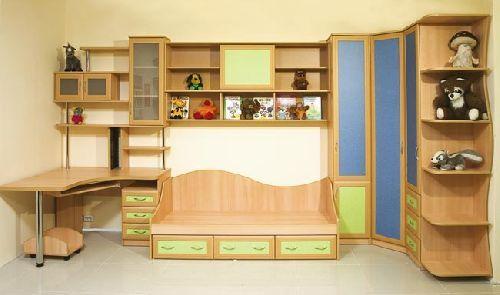 Детская мебель ЛДСП: вредно или нет?